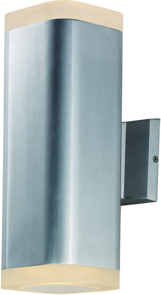 Maxim Lightray LED Wall Sconce Brushed Aluminum 86138AL