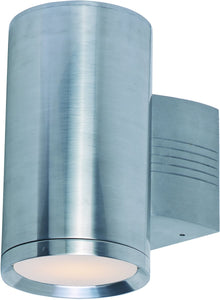 Maxim Lightray 1-Light Outdoor Wall Light Brushed Aluminum 6101AL
