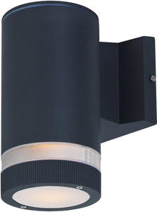 Maxim Lightray 1-Light Outdoor Wall Light Architectural Bronze 6110ABZ