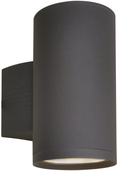 Maxim Lightray 1-Light LED Outdoor Wall Light Architectural Bronze 86101ABZ