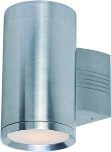 Maxim Lightray 1-Light LED Outdoor Wall Light Brushed Aluminum 86101AL
