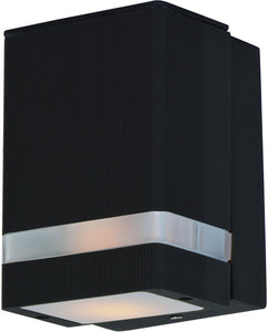 Lightray 1-Light LED Outdoor Wall Light Architectural Bronze