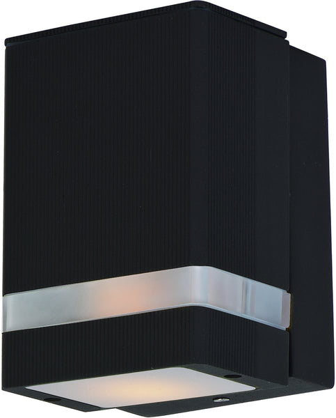 Maxim Lightray 1-Light LED Outdoor Wall Light Architectural Bronze 86128ABZ