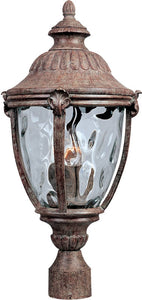 Maxim Morrow Bay Vivex 3-Light Outdoor Pole/Post Mount Earth Tone 40281WGET
