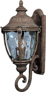 Maxim Morrow Bay Vivex 3-Light Outdoor Wall Mount Earth Tone 40285WGET