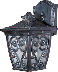 Maxim Newbury Vivex 1-Light Outdoor Wall Mount Oriental Bronze 40122CDOB