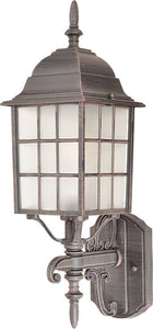 Maxim North Church 1-Light Outdoor Wall Lantern Rust Patina 1050RP