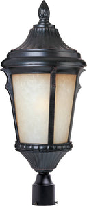 Maxim Odessa 1-Light Outdoor Pole/Post Mount Espresso 3010LTES