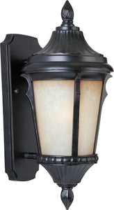 Maxim Odessa 1-Light Outdoor Wall Mount Espresso 3013LTES