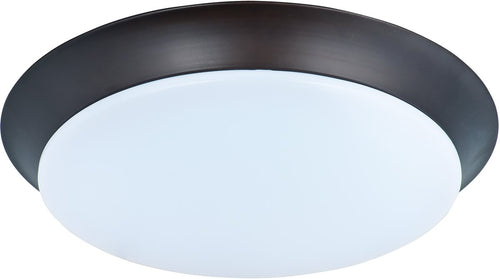 Maxim Profile EE LED Flush Mount Bronze 87595WTBZ