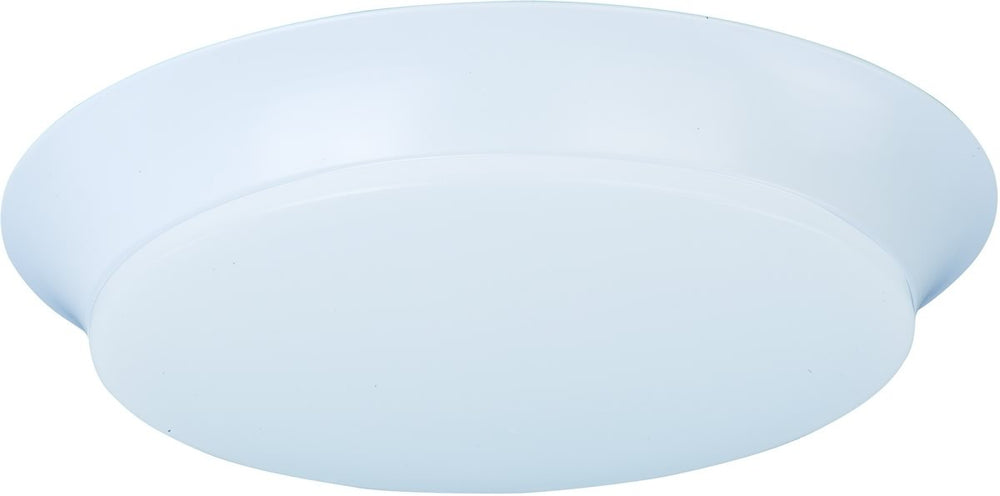 "12""W Profile EE LED Flush Mount White"