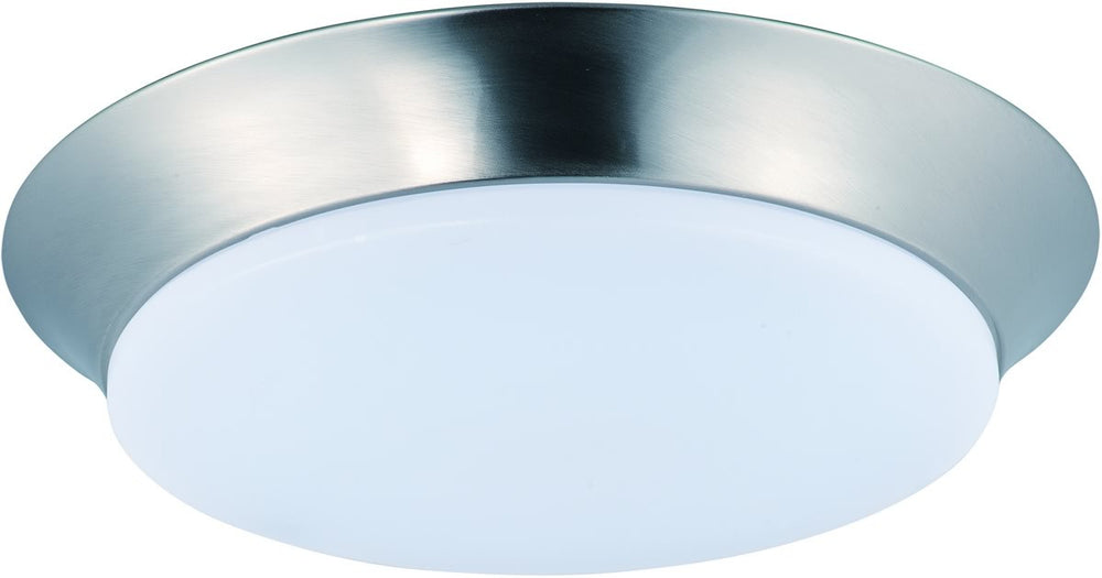 Profile EE LED Flush Mount Satin Nickel