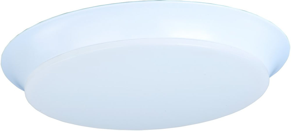 "16""W Profile EE LED Flush Mount White"