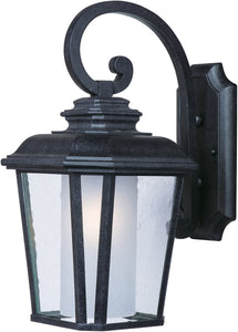 Maxim Radcliffe EE 1-Light Large Outdoor Wall Black Oxide 85666CDFTBO