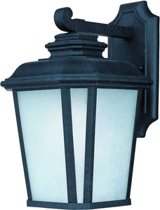 Radcliffe LED 1-Light Small Outdoor Wall Black Oxide