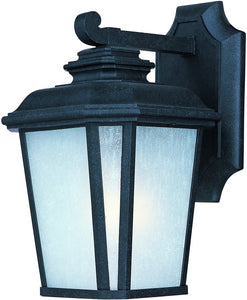 Radcliffe 1-Light Small Outdoor Wall Black Oxide