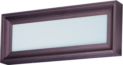 Maxim Rembrant LED 1-Light Wall Sconce Anodized Bronze 39662WTBRZ