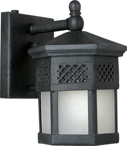 Maxim Scottsdale EE 1-Light Outdoor Wall Mount Country Forge 86322FSCF