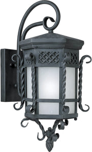 Maxim Scottsdale EE 1-Light Outdoor Wall Mount Country Forge 86324FSCF