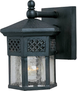 Maxim Scottsdale 1-Light Outdoor Wall Mount Country Forge 30122CDCF