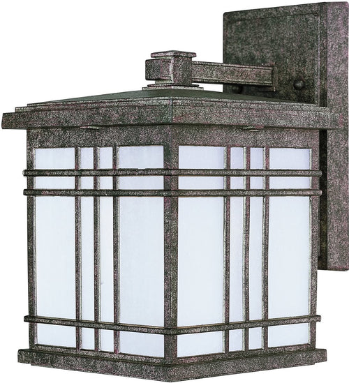 Sienna LED 1-Light Small Outdoor Wall Earth Tone