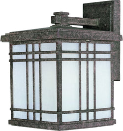 Sienna LED 1-Light Medium Outdoor Wall Earth Tone