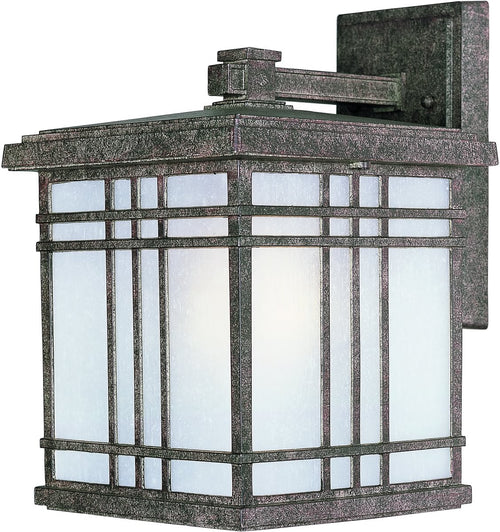 Maxim Sienna 1-Light Medium Outdoor Wall Earth Tone 3324FSET