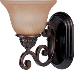 Maxim Symphony 1-Light Wall Sconce Oil Rubbed Bronze 11230SAOI