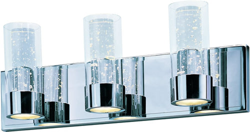 Maxim Sync 6-Light LED Bath Vanity Polished Chrome 20903CLPC