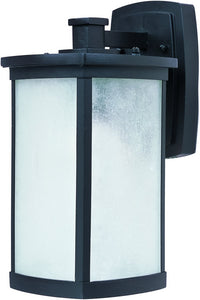 Maxim Terrace EE 1-Light Medium Outdoor Wall Bronze 85753FSBZ