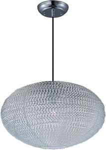 Maxim Twisp 1-Light Pendant Polished Chrome 12191PC
