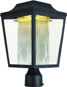 Maxim Villa LED Outdoor Post Anthracite 85630CLCRAR