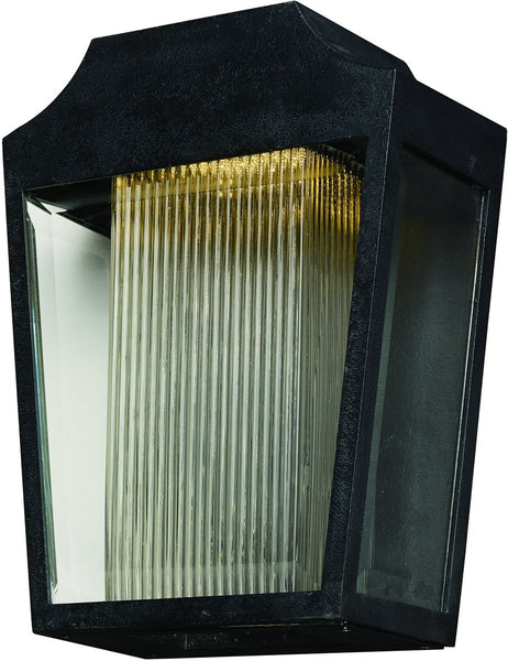 Maxim Villa LED Outdoor Wall Lantern Anthracite 85634CLCRAR