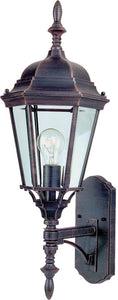 Maxim Westlake LED 1-Light Outdoor Wall Lantern Rust Patina 55103RP