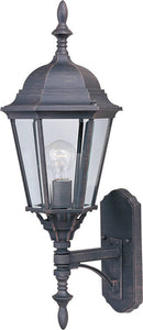 Maxim Westlake 1-Light Outdoor Wall Lantern Rust Patina 1003RP