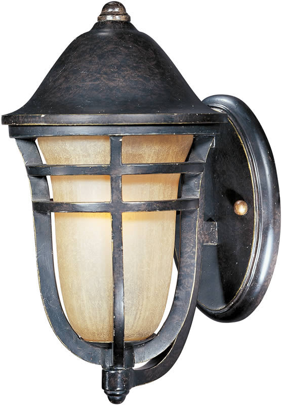 "12""h Westport Vivex 1-Light Outdoor Wall Mount Artesian Bronze"