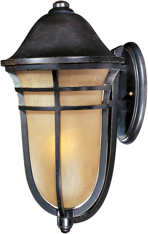 "21""H Westport Vivex 1-Light Outdoor Wall Mount Artesian Bronze"