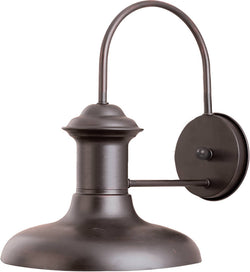 Maxim Wharf 1-Light Outdoor Wall Mount Empire Bronze 35003EB