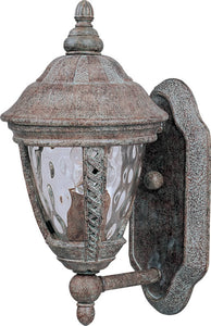 Maxim Whittier Die-Cast Aluminum 1-Light Outdoor Wall Mount Earth Tone 3105WGET