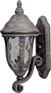 Maxim Whittier Die-Cast Aluminum 1-Light Outdoor Wall Mount Earth Tone 3106WGET
