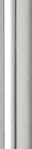 Monte Carlo Fans 12 Downrod Brushed Steel DR12BS