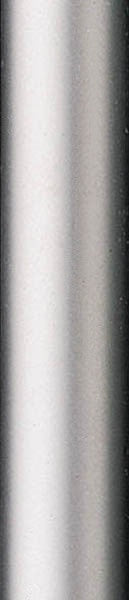 Monte Carlo Fans 36 Downrod Brushed Pewter DR36BP