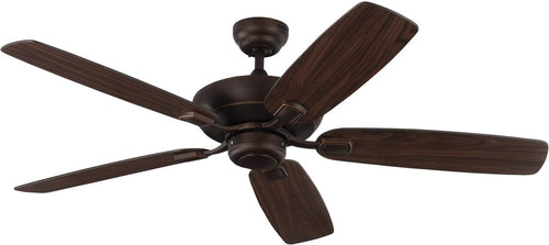 Monte Carlo Fans Colony Max  52 inch Ceiling Fan Roman Bronze 5COM52RB