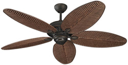 "52""w Cruise Ceiling Fan Roman Bronze"
