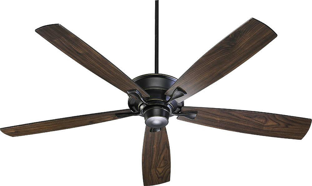 "70""W Alton 5-Blade Ceiling Fan Old World"