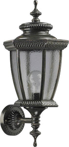 Quorum Baltic 1-Light Outdoor Wall Lantern Baltic Granite 780245