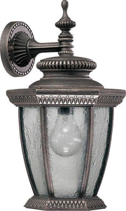 Quorum Baltic 1-Light Outdoor Wall Lantern Baltic Granite 780345