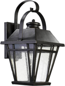 Quorum Baxter 1-Light Outdoor Wall Lantern Old World 764995