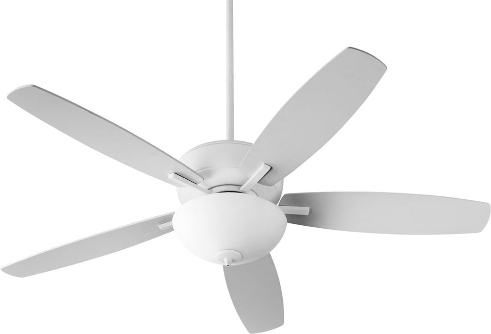 "52""W Breeze 2-light Ceiling Fan Studio White"