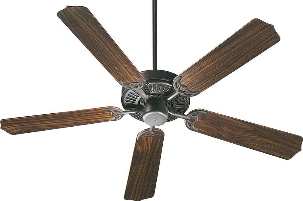 "52""W Capri 5-Blade Ceiling Fan Old World"